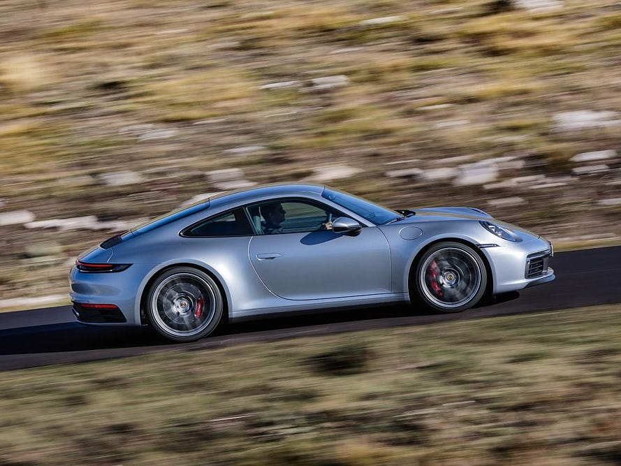 The new 2020 Porsche 911 Carrera S and 4S will have their world premiere at the Los Angeles Auto Show.
