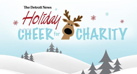 The Detroit News Holiday Cheer for Charity event runs through Dec. 23.