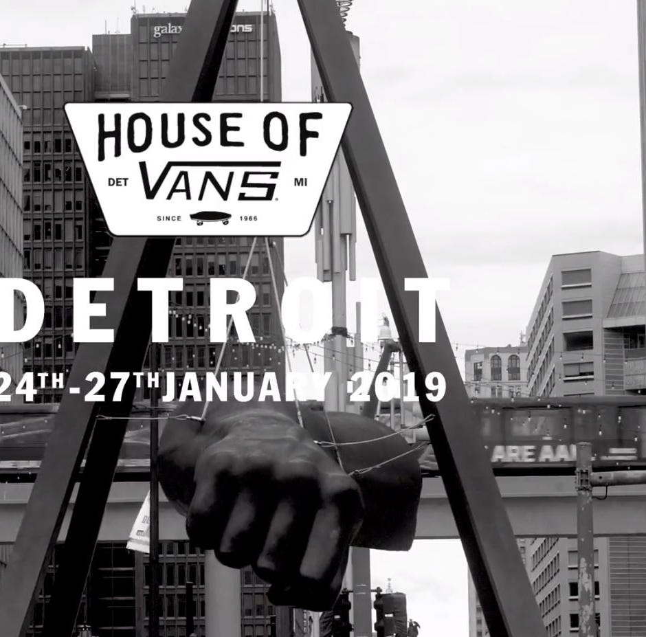 What you need to know about House of Vans pop-up in Midtown