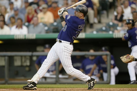 Larry Walker's Hall-of-Fame case has been penalized by all those years playing at Denver's Coors Field.