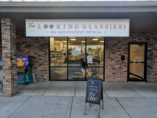 01d4ffcc462b Eyewear stores The Looking Glass(es) and Eyemart Express open in ...