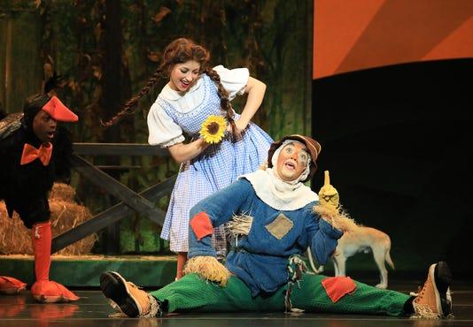 Wizard Of Oz Scarecrow Woz 2018 2019