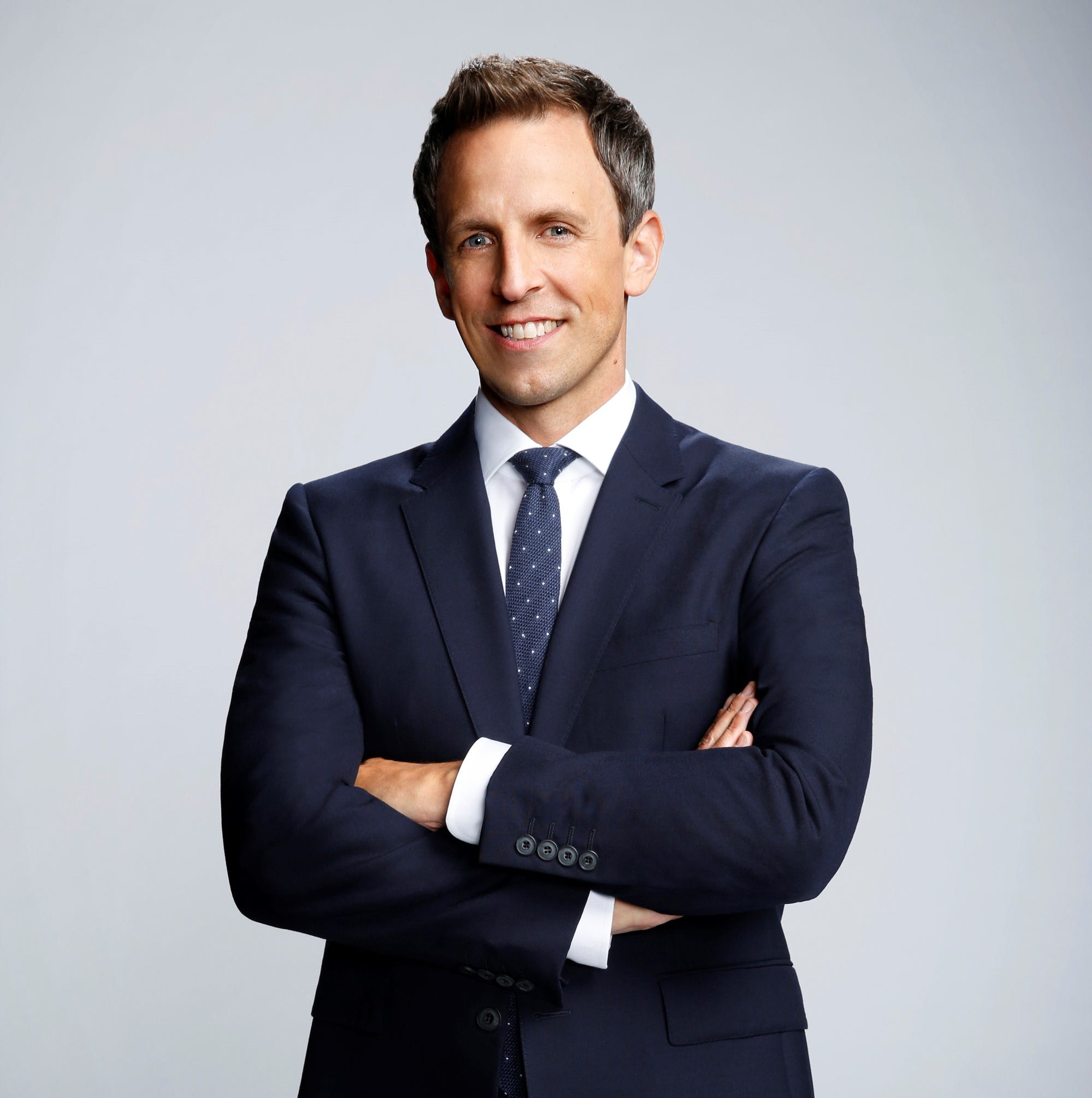 'Late Night' host Seth Meyers to play Meyer Theatre on Jan. 11