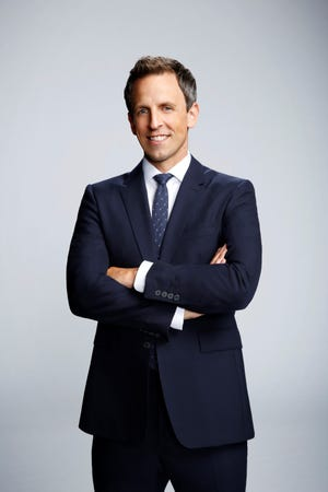Seth Meyers will perform at 7 p.m. Jan. 11 at the Meyer Theatre in Green Bay.