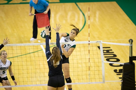 UWGB senior Jessica Wolf has been a leader for a Phoenix team making its first NCAA tournament appearance in 15 years.