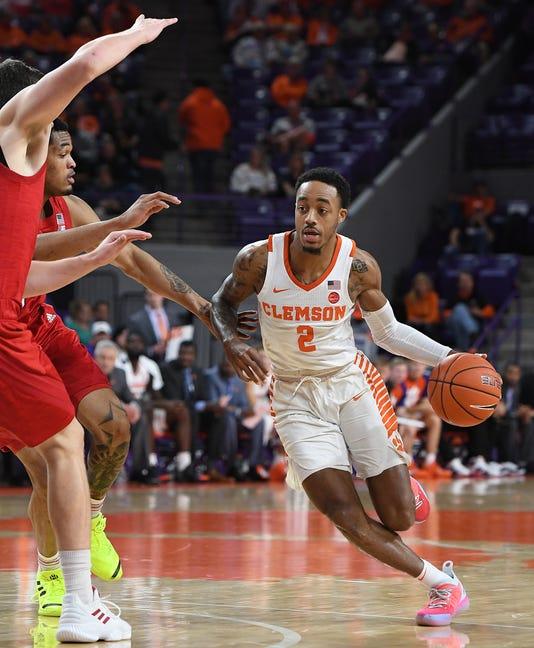 Basketball 2018 Clemson