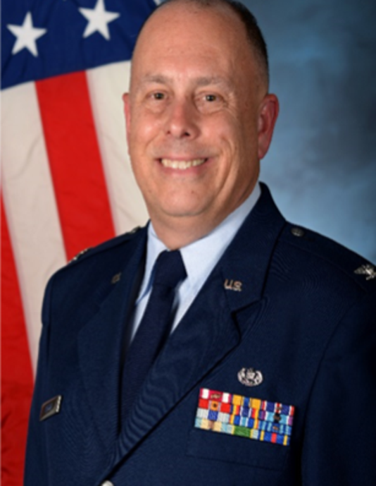 Col Botha Official Photo