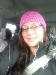 Army veteran Amanda Rickert
