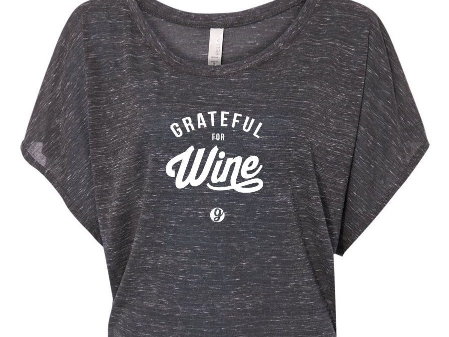 Grateful dolman tee