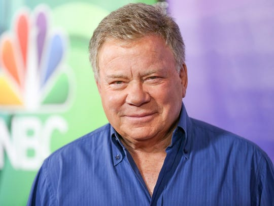 """William Shatner will bring """"Star Trek II: The Wrath of Khan"""" to Indianapolis."""