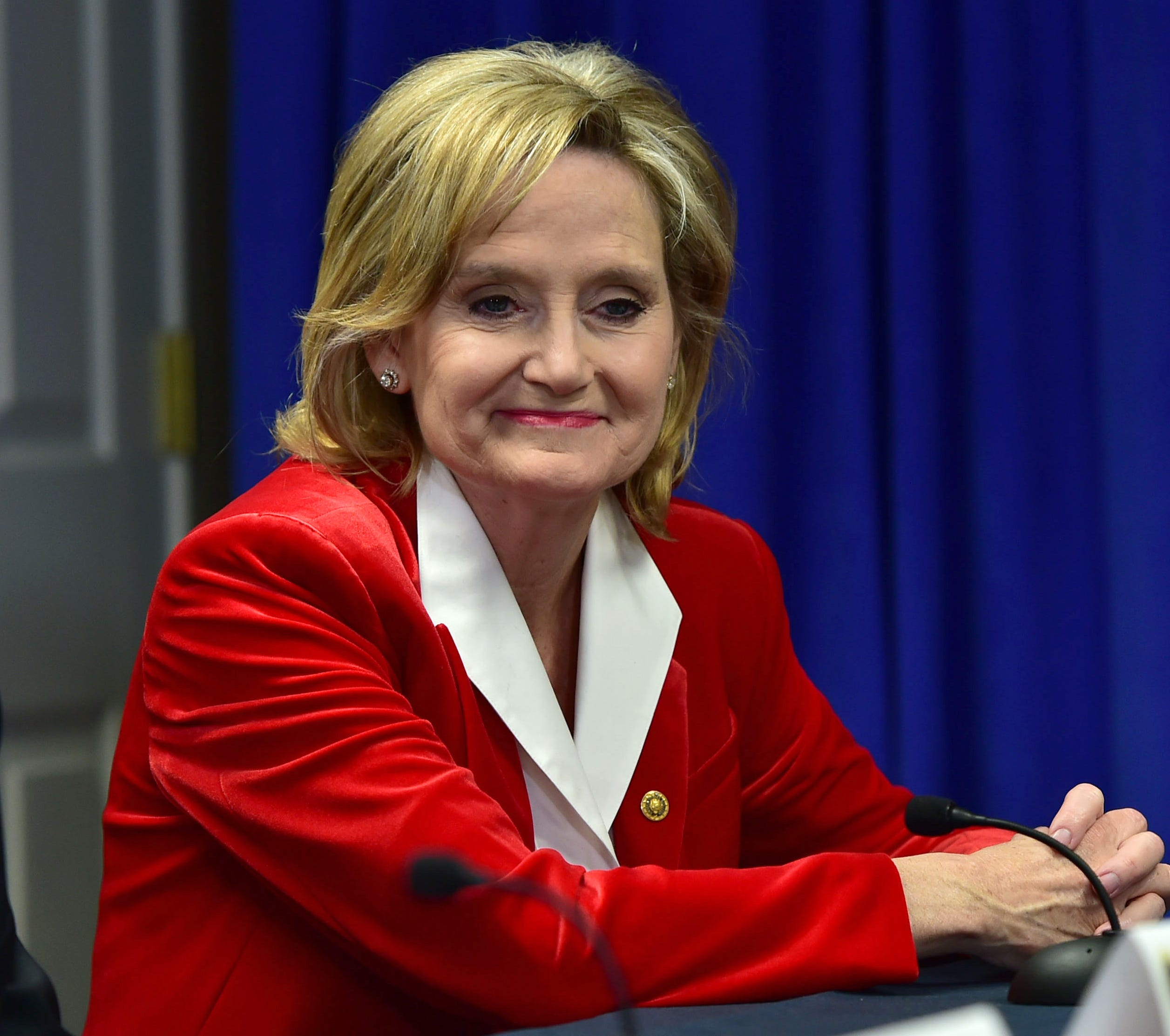 Cindy Hyde Smith Gulfport 2