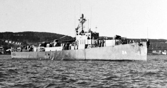 World War II-era PGM