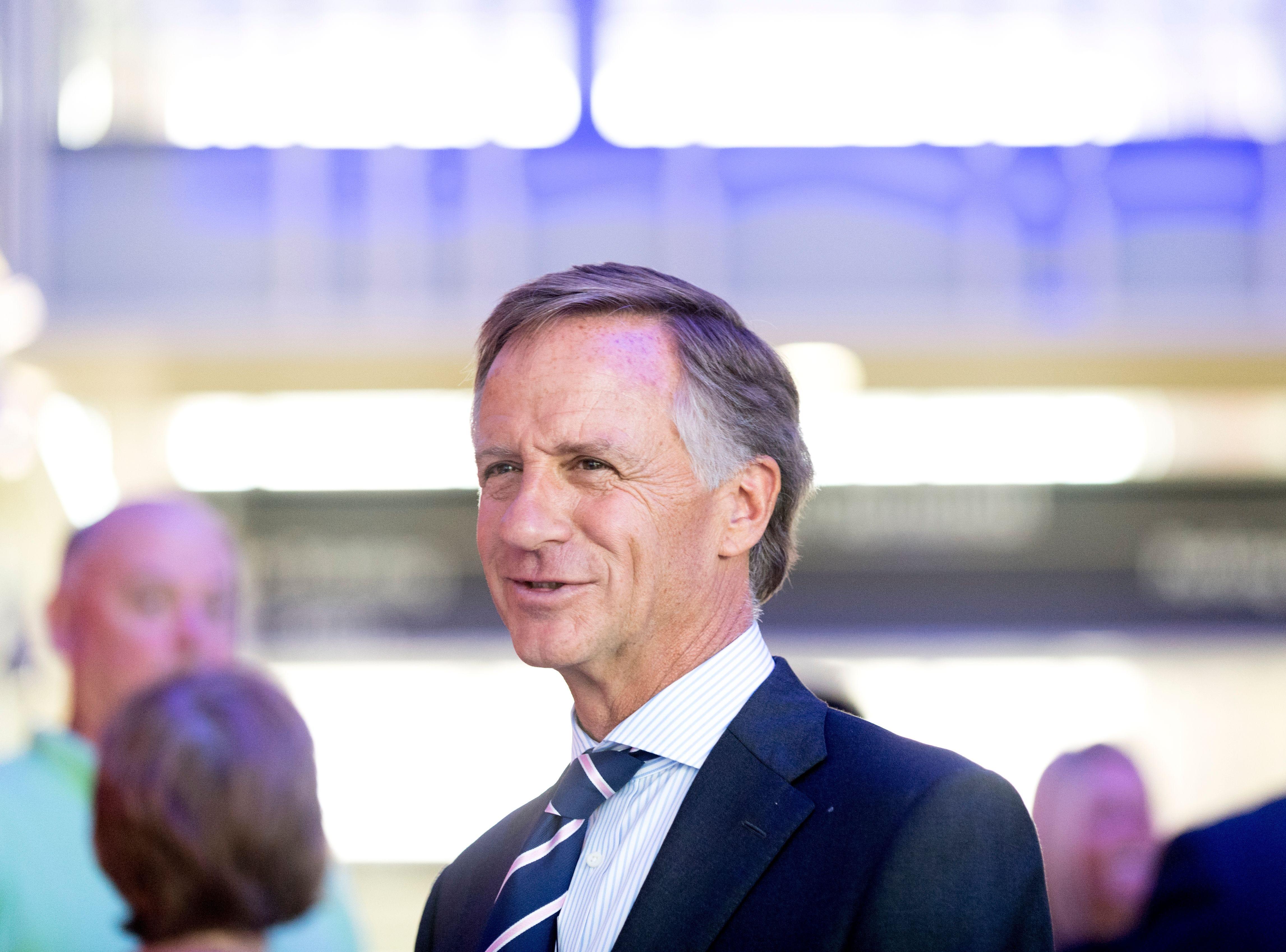 Bill Haslam 2018