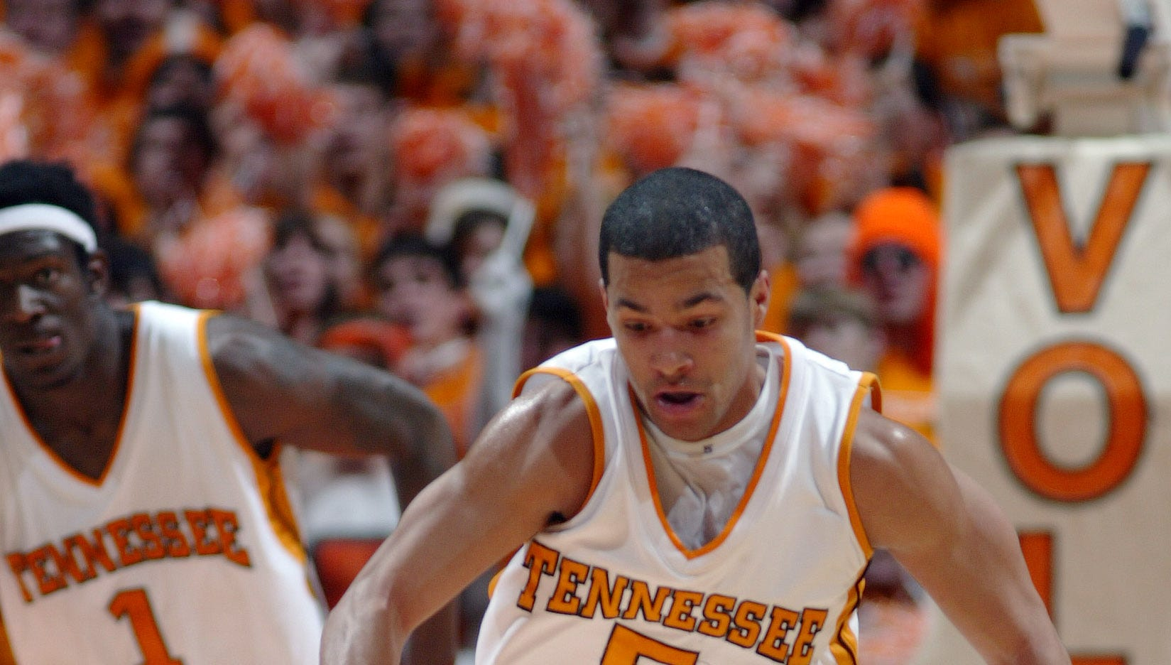 UT Vols: Tennessee basketball top Thompson-Boling Arena games