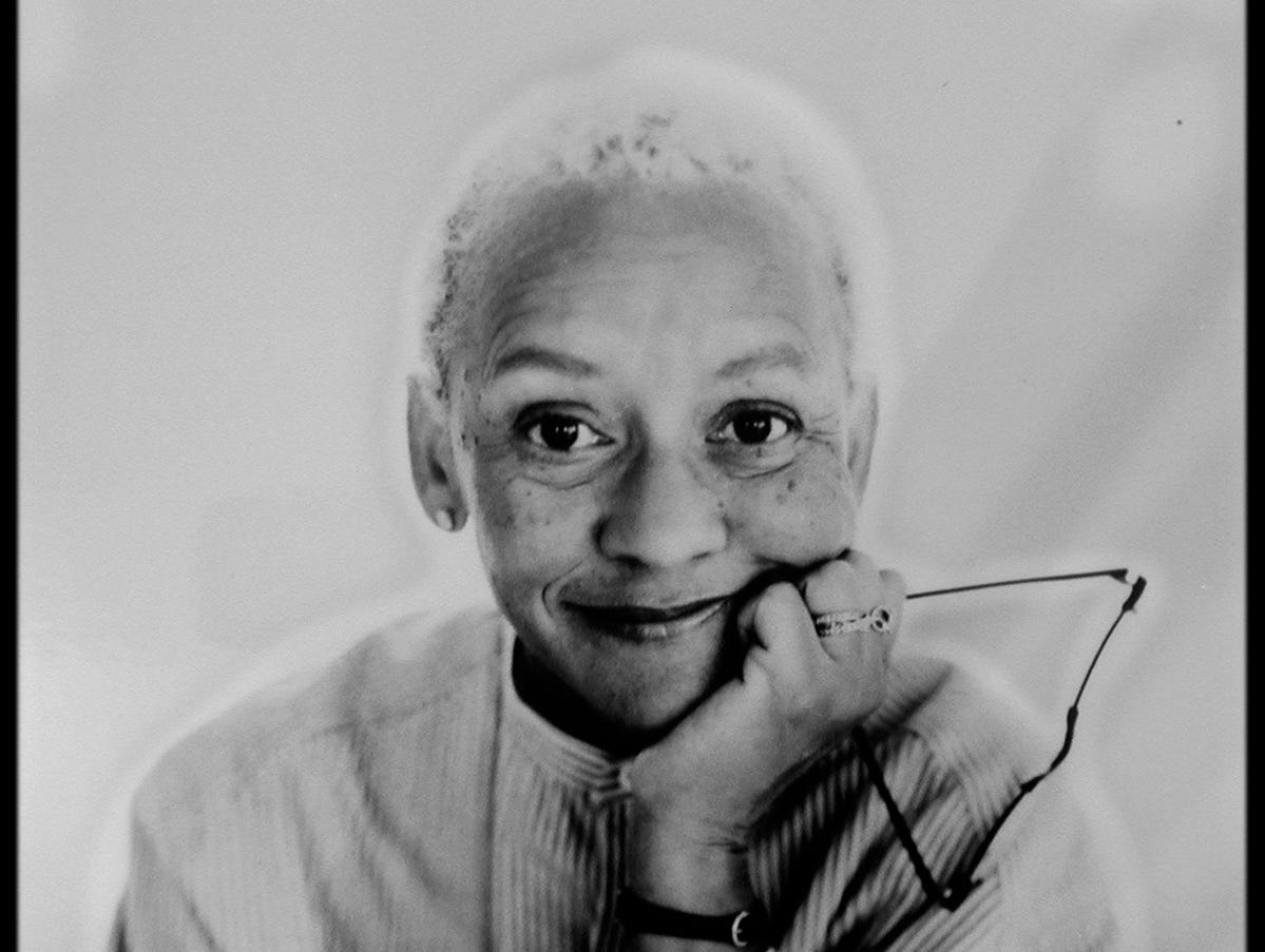 Poet and activist Nikki Giovanni will speak at Union Ave. Books on Saturday, April 21.
