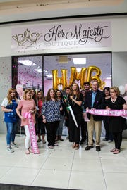Ashley Ingram's women's clothing store, Her Majesty Boutique, recently opened its second storefront in Maryville.