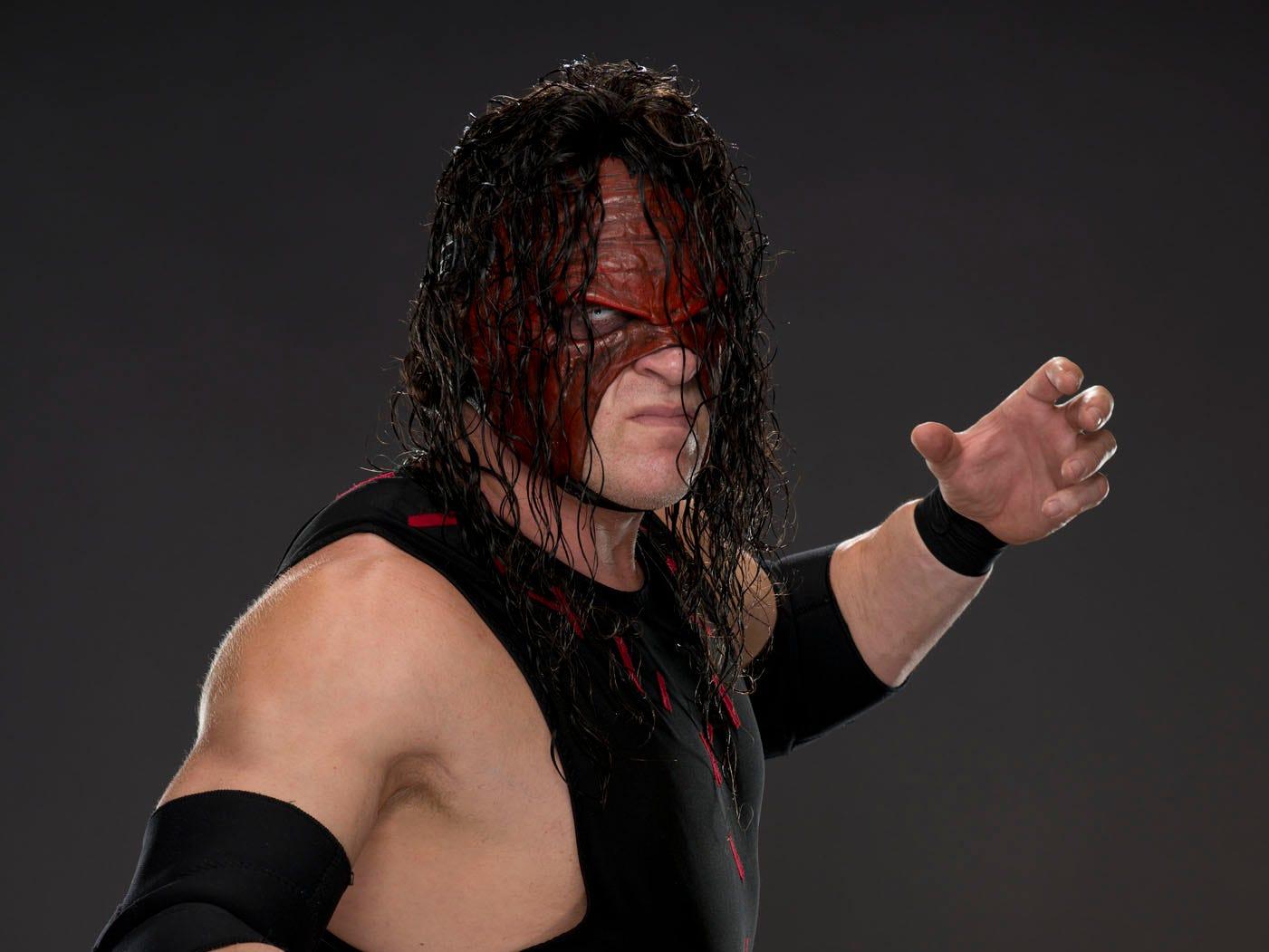 WWE wrestler Kane