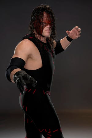 WWE wrestler Kane, aka Knox County Mayor Glenn Jacobs.
