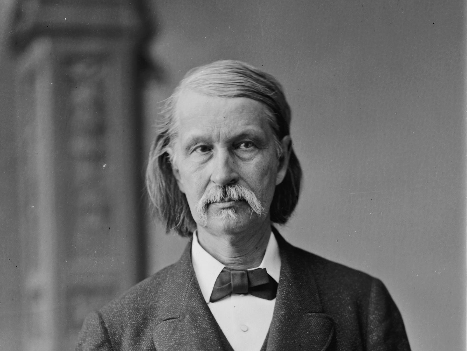 Horace Maynard (1814 - 1882), prominent Unionist in the Civil War, U.S. representative, U.S. Postmaster General.