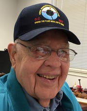 Bob Luttrell turned 93 in July.