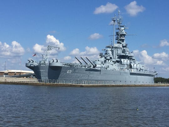 More than 15 million people have visited the USS Alabama Memorial Park since it opened in 1965. The battleship led the American fleet into Tokyo Harbor on Sept. 5, 1945, just days after the Japanese surrender in World War II.