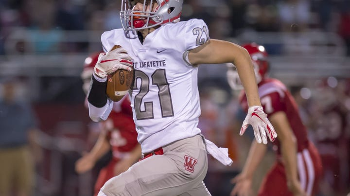 West Lafayette receiver Harrison Truitt commits to Miami