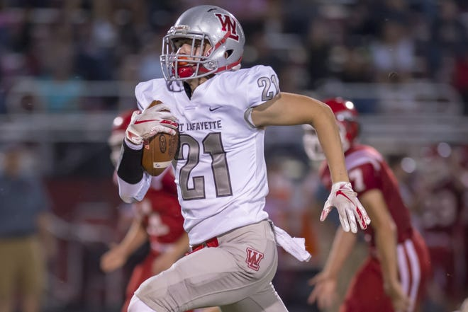 Over the past two seasons, Truitt has caught 89 passes for 1,660 yards and 16 touchdowns.