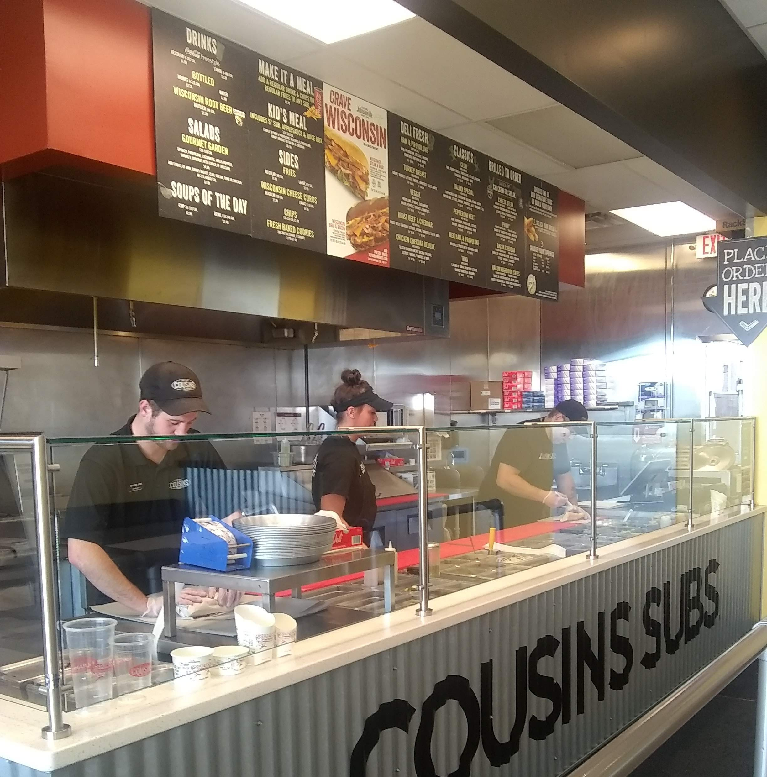 Manitowoc Cousins Subs franchisees expand with Appleton location | Chamber Notebook