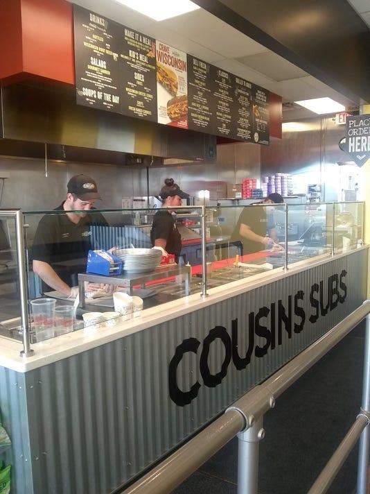 Cousins 1