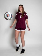 Elizabeth Slavinsky is a senior at Collierville High School.
