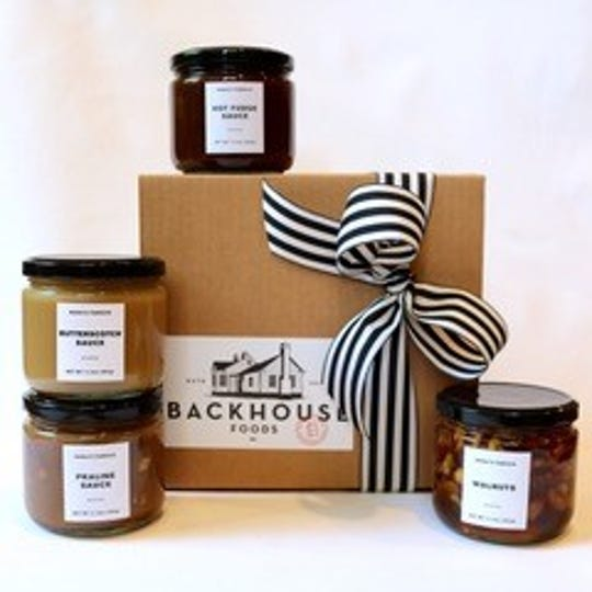 Memphis-made Backhouse Foods LLC has a line of four handmade dessert sauces.
