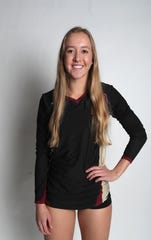 Annika Thompson is a senior at St. George's Independent School