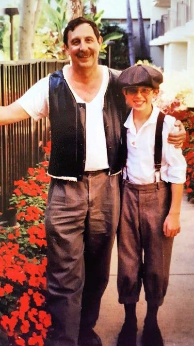 Walt And Bryan