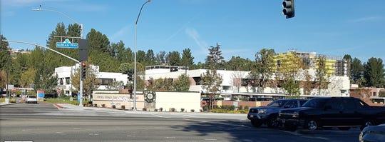 Henry Mayo Newhall Hospital in Valencia, Calif.