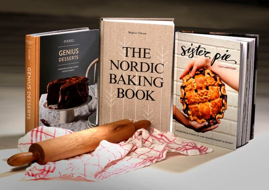 A greatest-hits volume of cakes and other desserts, an encyclopedic volume of Nordic recipes and recipes from a Detroit pie shop-cafe are options for bakers in 2018.