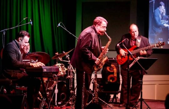 The Eric Mintel Jazz Quartet returns to the OAC's Main Stage, featuring a Charlie Brown jazz concert at 7:30 p.m. Saturday, Dec. 15.