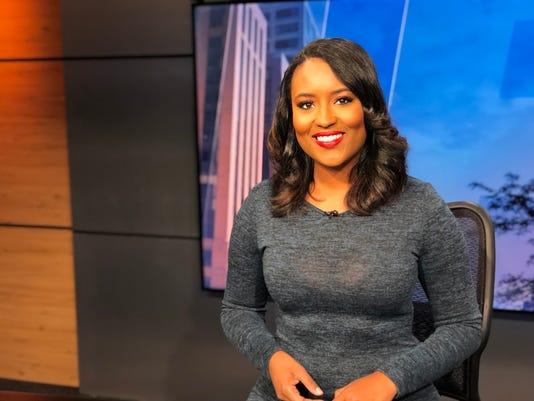 Sachelle Saunders of Spectrum News 1
