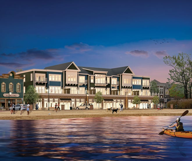 The latest in luxury condos will soon become available in Pewaukee with the ground breaking of Beachscapes at 145 W. Wisconsin Ave.