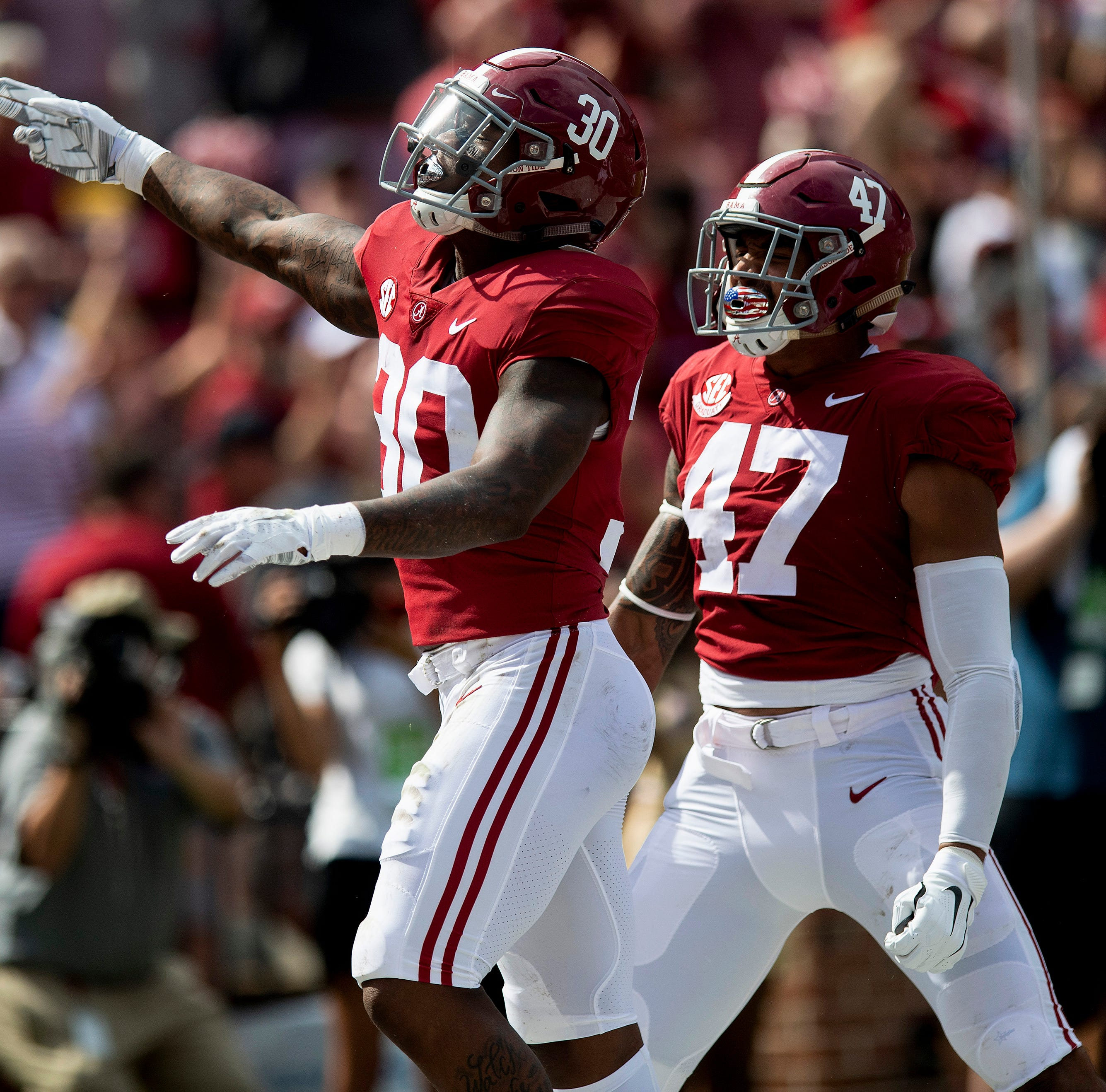 Mack will be back: Alabama star Mack Wilson's mom says he's returning for senior year