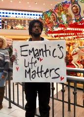Birmingham mall shooting