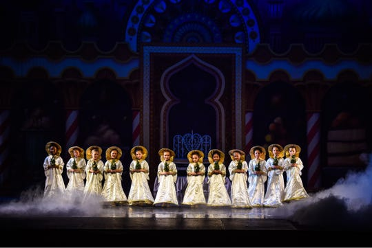 "The fourth annual ""The Great Montgomery Nutcracker"" from Alabama River Region Ballet will be presented this weekend at Troy University's Davis Theatre in Montgomery."