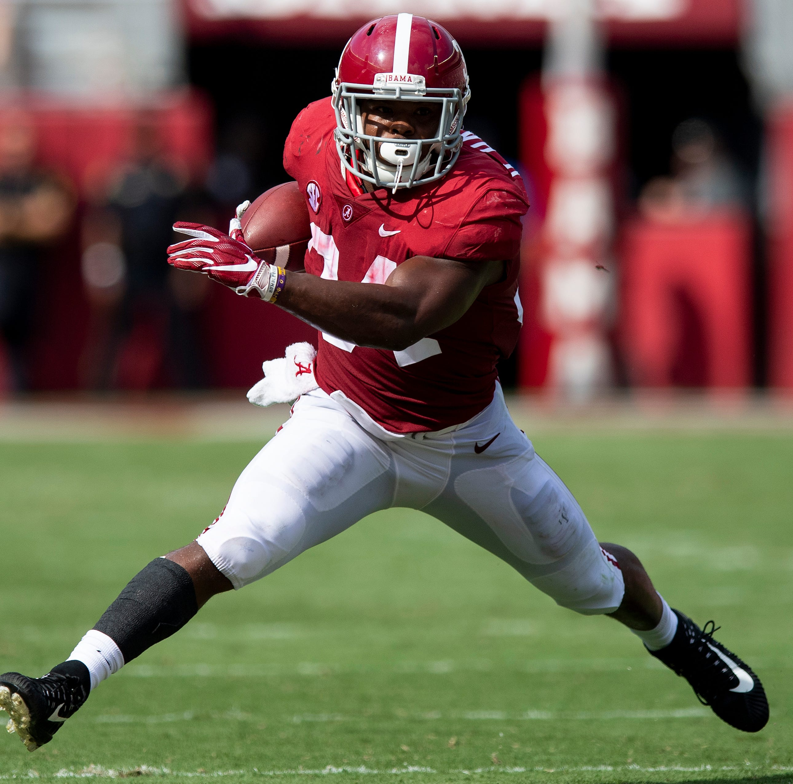 Senior Bowl exec expresses 'disappointment' Alabama RB declined invite