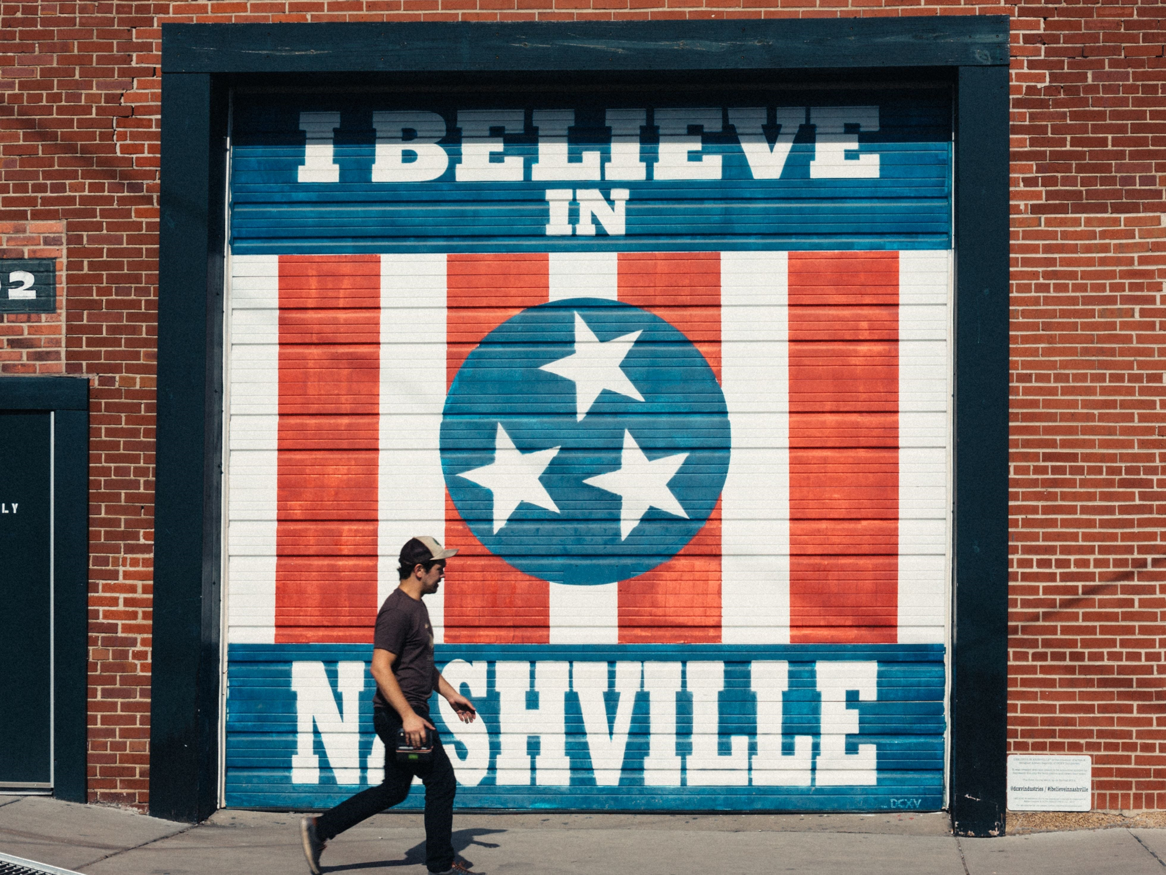 "A scene from ""Nashville,"" featuring photos by Heidi Ross and text by Ann Patchett."