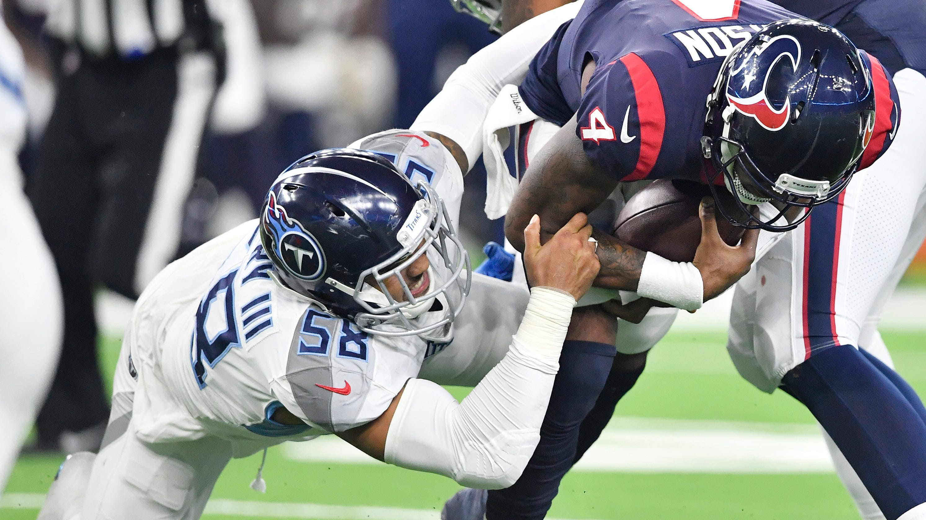 Titans vs. Texans: Keys to victory for Week 6
