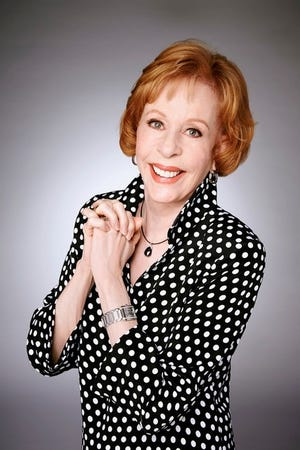 Carol Burnett will return to the Ryman Auditorium on May 21.