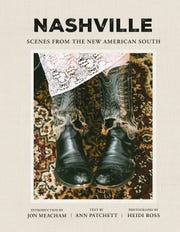 """""""Nashville: Scenes From the New American South"""" features an introduction by Jon Meacham, text by Ann Patchett and photographs by Heidi Ross."""