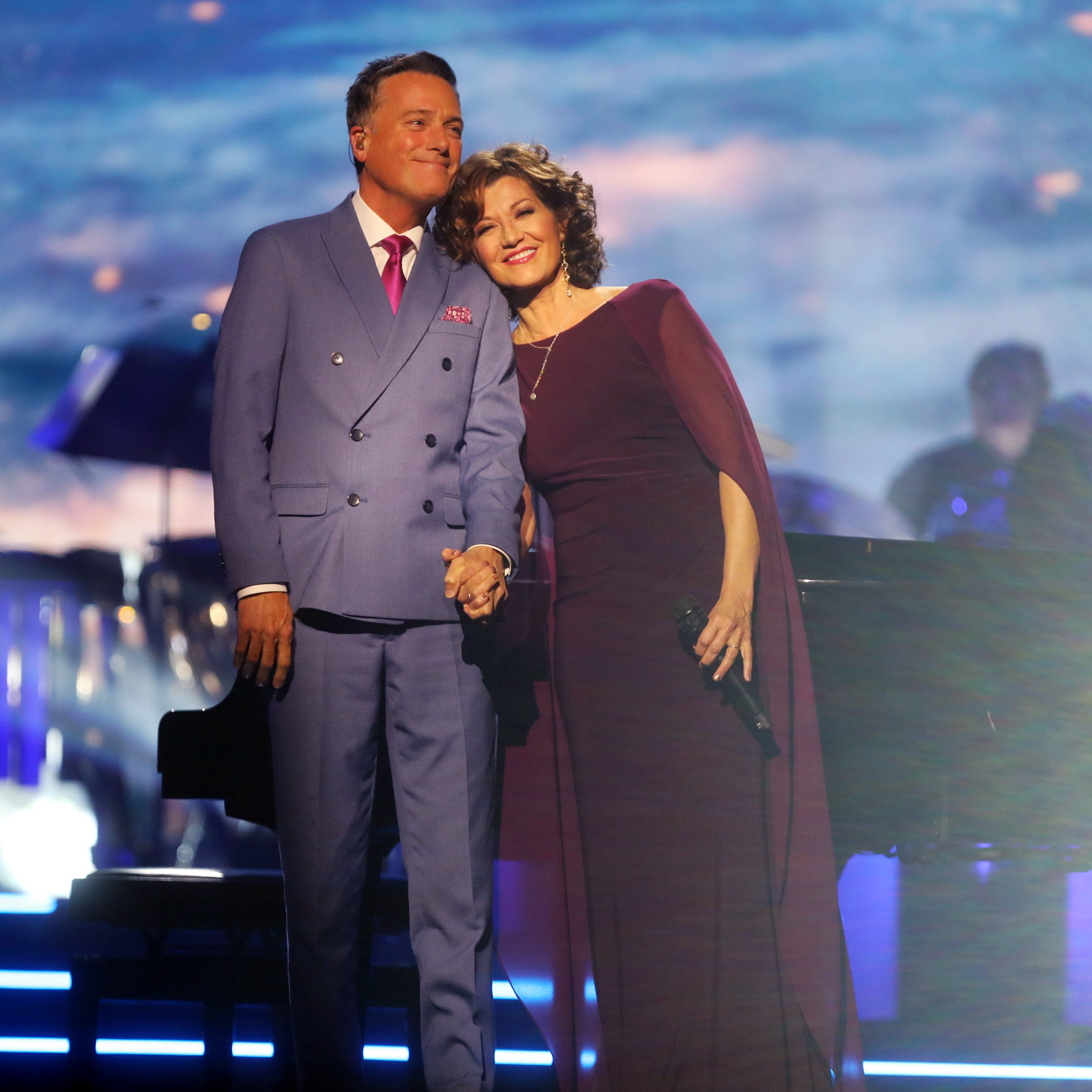 Amy Grant on Michael W. Smith: 'He's such a good, sweet, kind man'