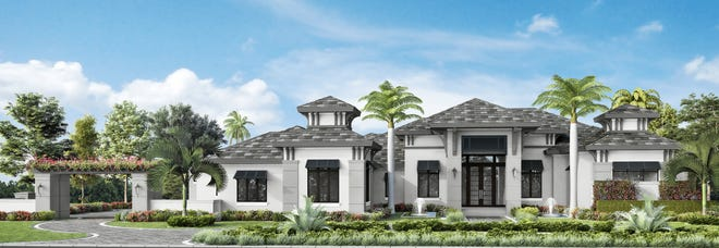 McGarvey's Brentwood model in Quail West has been sold.