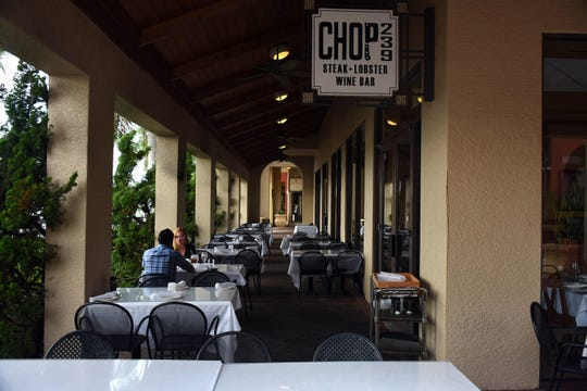 Chop 239 upscale waterfront restaurant permanently closed Nov. 4 after operating five years on Marco Island.