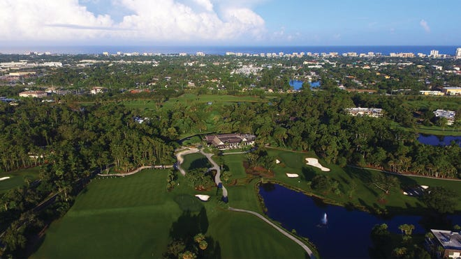 Wilderness Country Club is located on Goodlette-Frank Road, north of Golden Gate Parkway in Naples.
